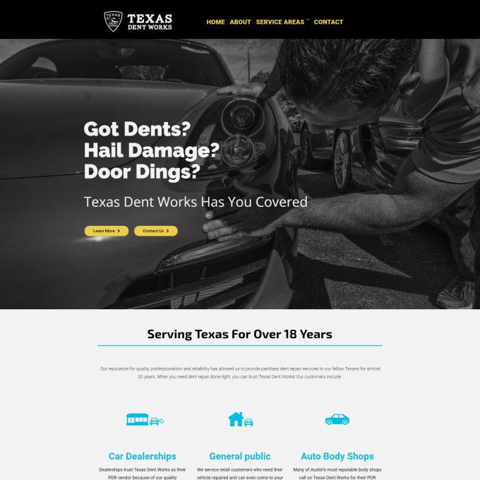 port image 2 - Texas Dent Works